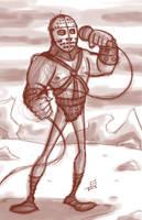 The Humungus Sketch