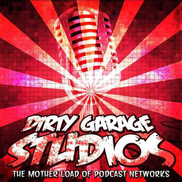 Dirty Garage Studios Art by juniorbethyname