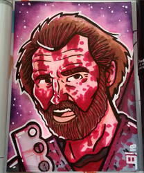 Red Miller from Mandy by juniorbethyname