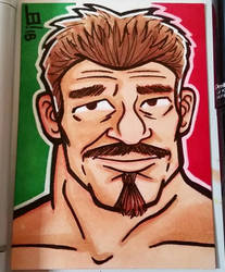 Eddie Guerrero by juniorbethyname