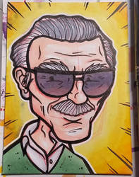 Stan Lee | Marvel by juniorbethyname