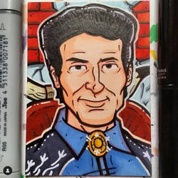 Joe Bob Briggs | MonsterVision by juniorbethyname