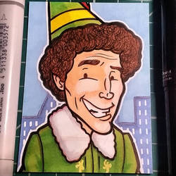 Buddy the Elf | Elf by juniorbethyname