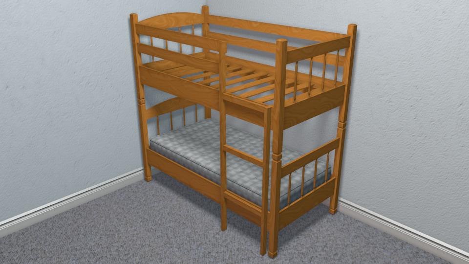 Bunkie Bed Mattress