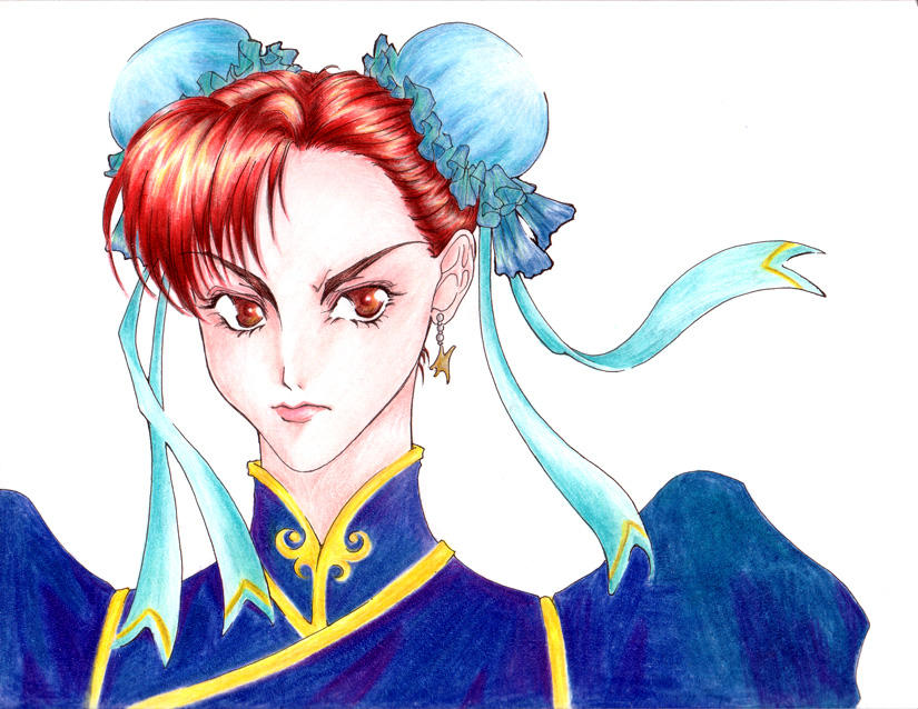 Chun Li by manzo