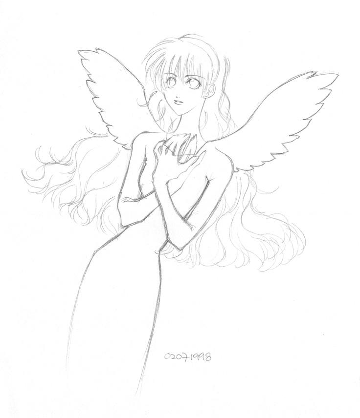 2-7-1998 angel by manzo