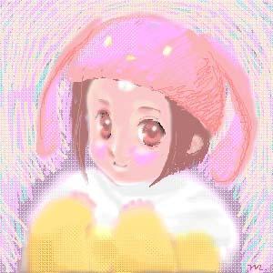oekaki 58 girl by manzo