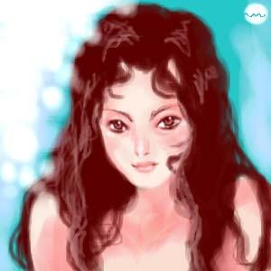 oekaki 71 girl by manzo