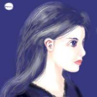 oekaki 72 girl by manzo