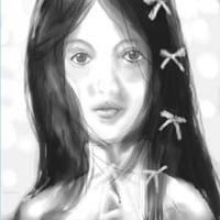 oekaki 77 girl by manzo