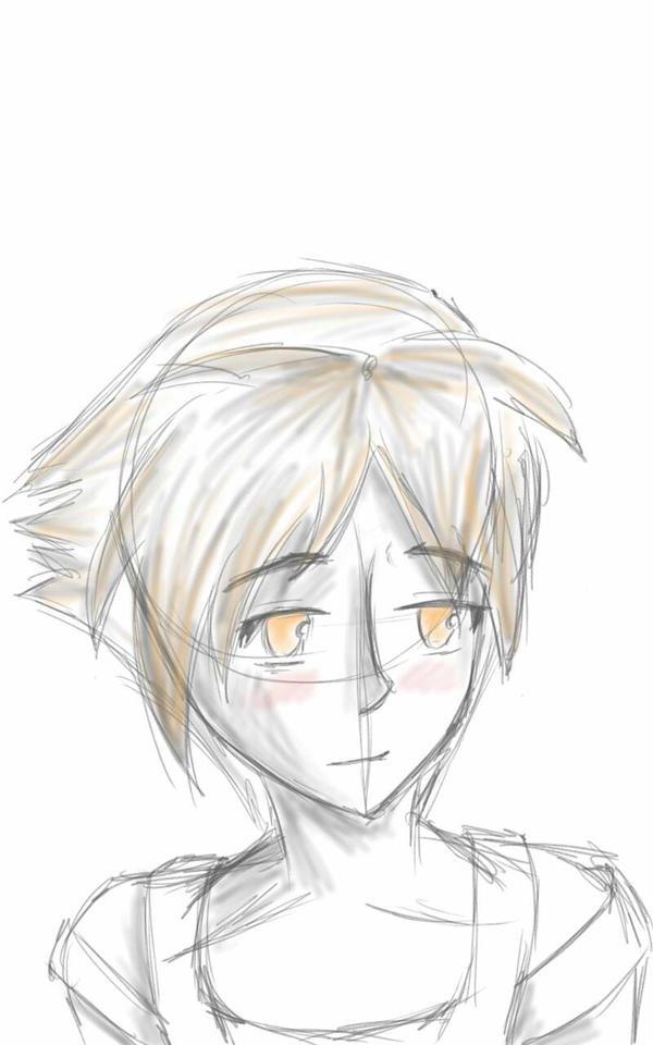 Kaoru by girliearist