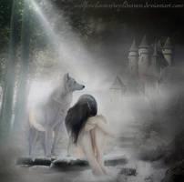 The Wyldrathean Wolf by wolfenchanter