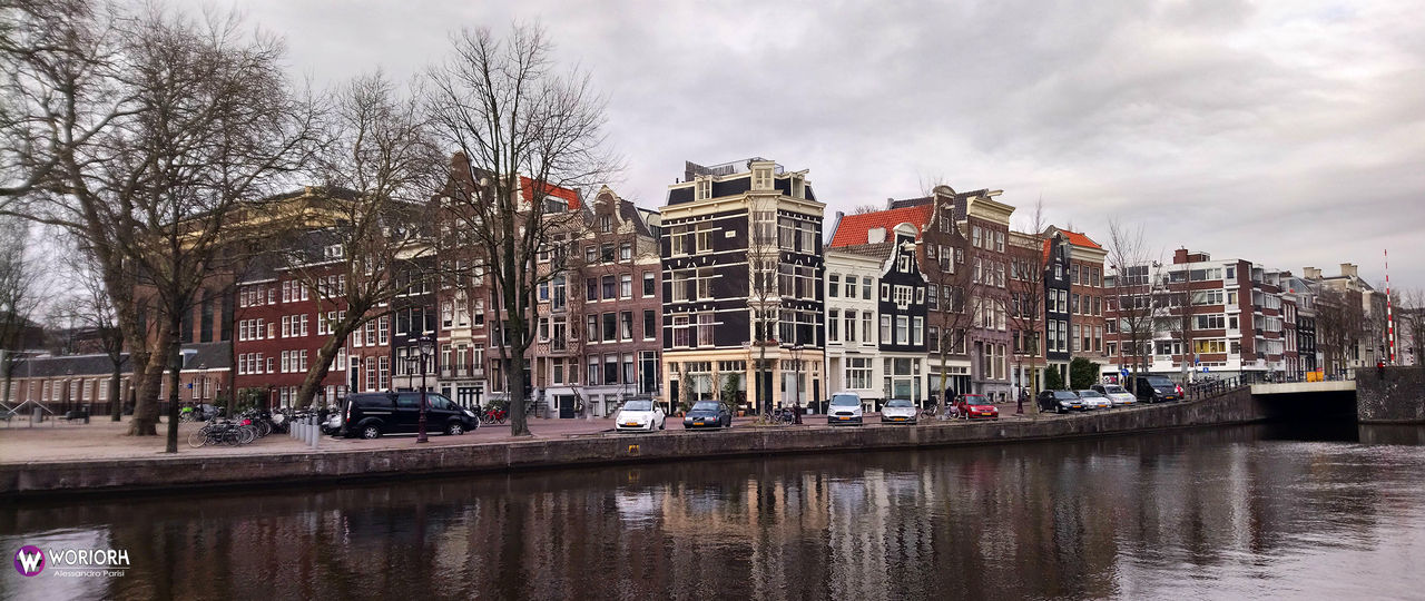 Amsterdam Ultrawide Wallpaper (21:9) by Woriorh ...