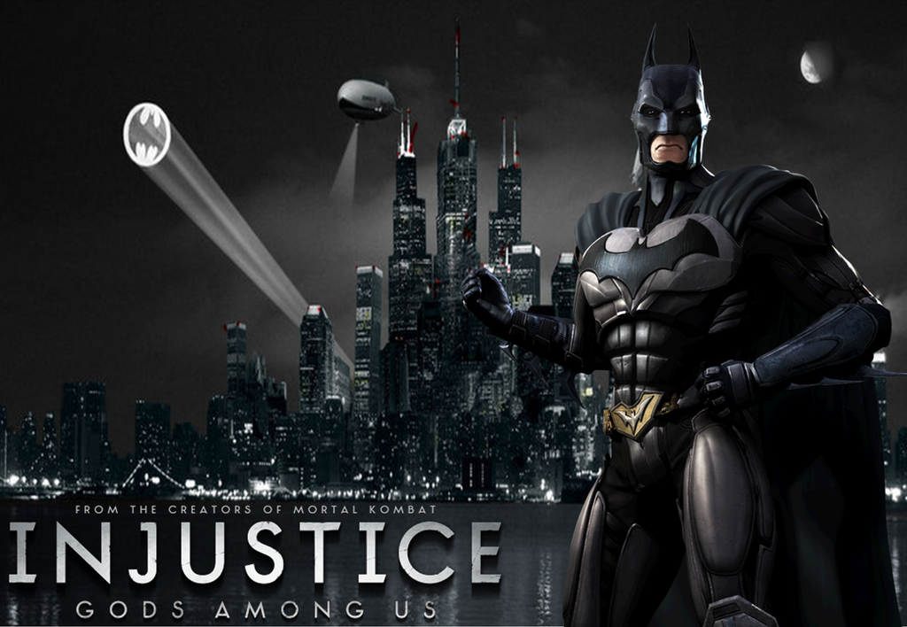 Injustice gods among us wallpaper by squiddytron on deviantart injustice batman wallpaper by nerdyowl299 voltagebd Image collections