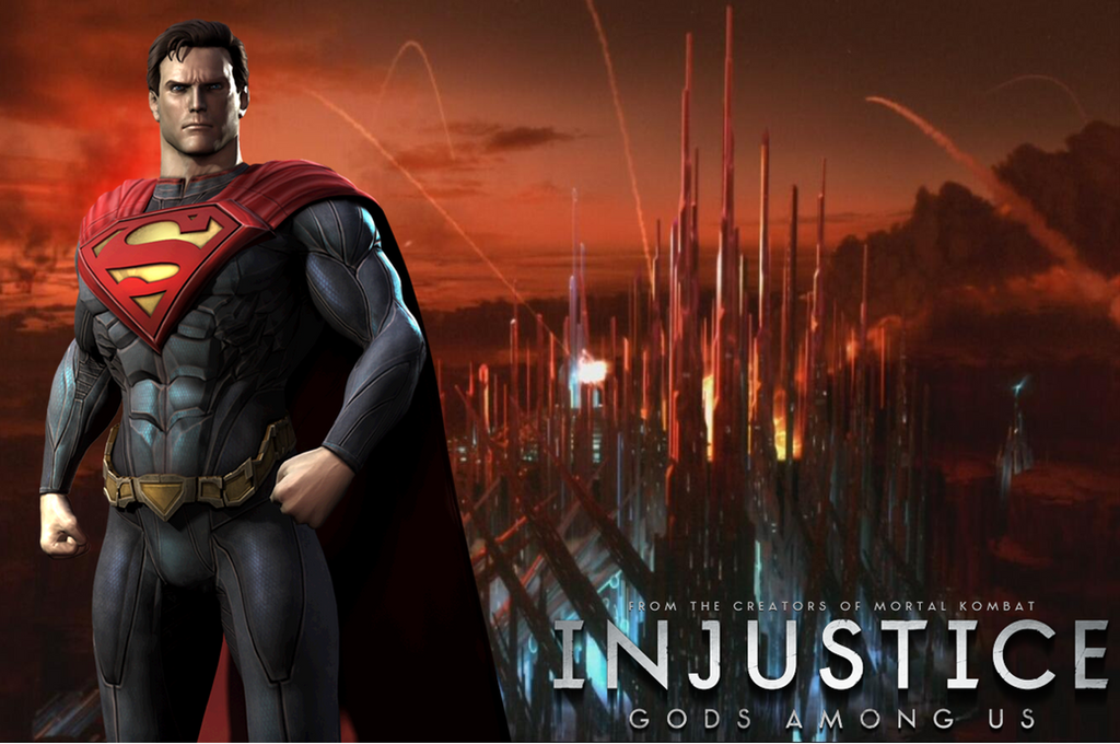 Injustice superman wallpaper by nerdyowl299 on deviantart injustice superman wallpaper by nerdyowl299 voltagebd Choice Image