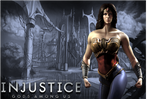 Injustice: Wonder Woman Wallpaper