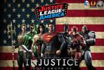 Injustice: Justice League Wallpaper