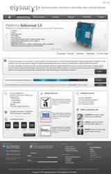 Elysium Aerospace_Website2 V.4 by alexandru-r-ghinea
