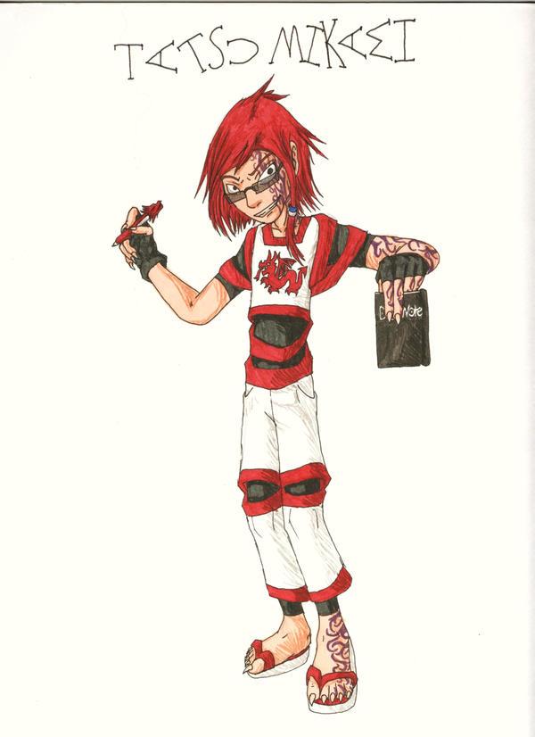 Dragon - Tatsu Mikami by King-Candy