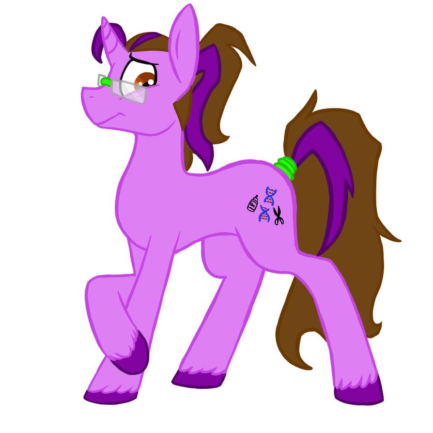 Jay Pony by FungalZombieX