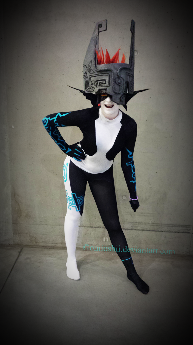 Midna Cosplay @ Desucon 9 by oniioshii