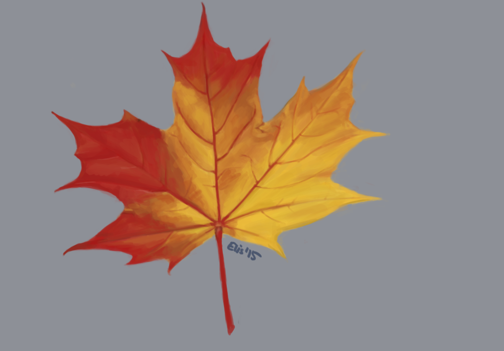181015 Maple by oniioshii