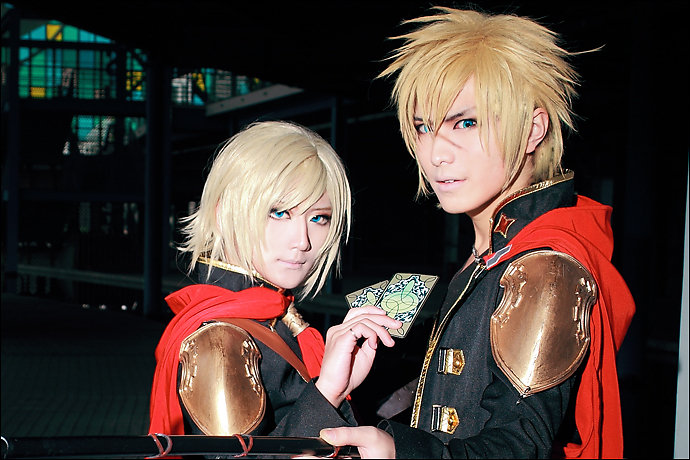 Cosplay- Final Fantasy Type-0 by BaoziandHana