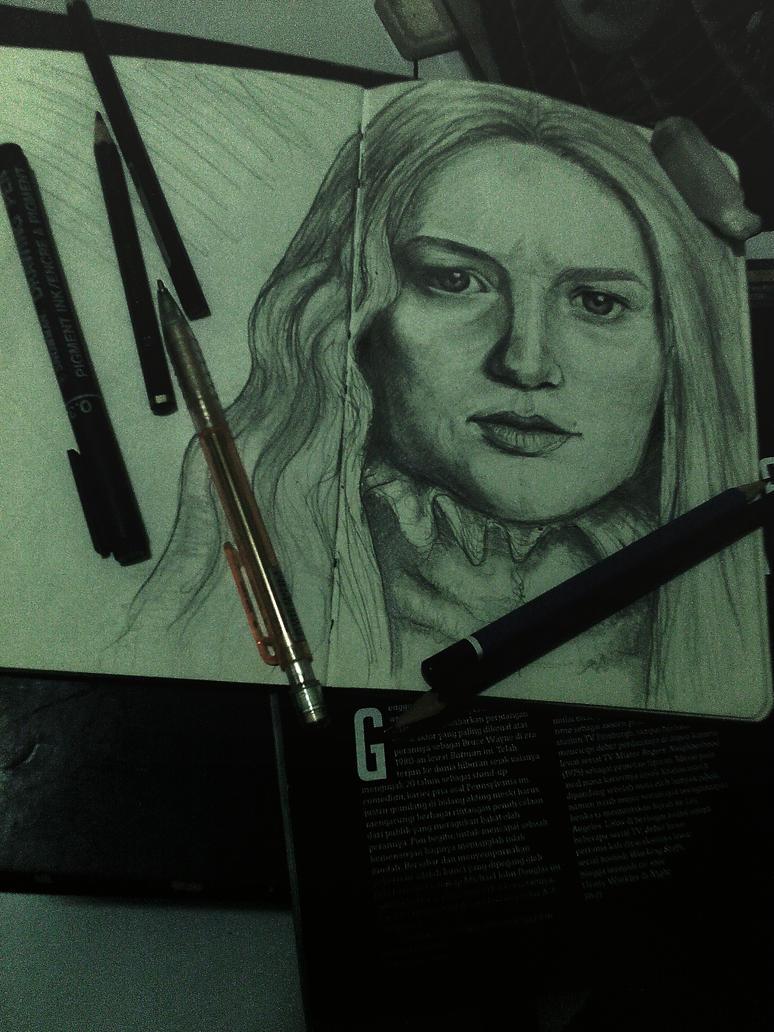 Mia Wasikowska by AqilBeatDynamic