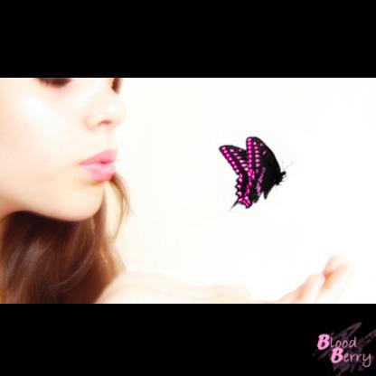 Butterfly by alineblood - Kelebek avatarlar�