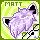 C - Matt Icon by JeanaWei