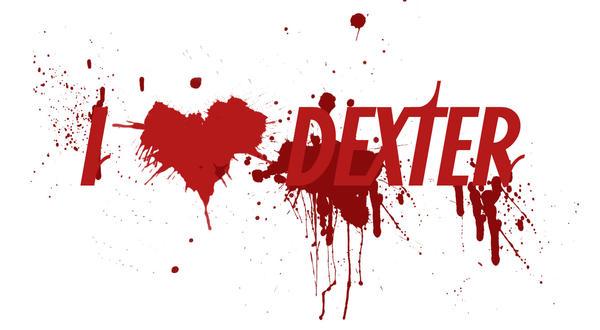 dexter blood splatter poster - photo #33