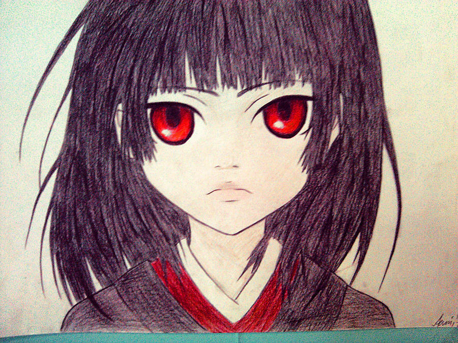 Enma Ai- Hell Girl by 96lightDN