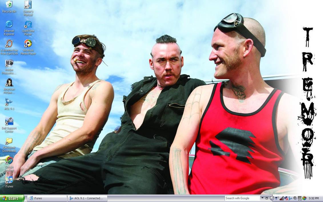 Tremor Brothers Screenshot