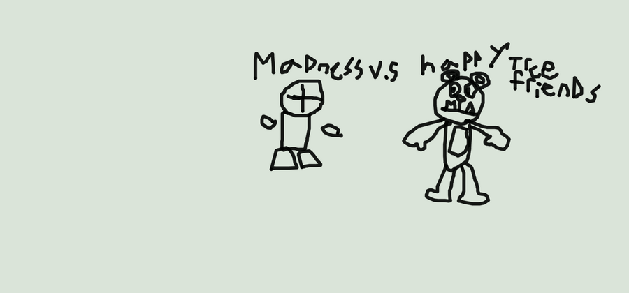 madness vs happy tree freinds by trentster614