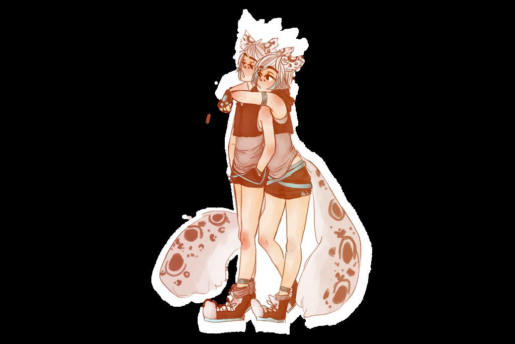 Commission (Maplewolf66) by Plantmatsu