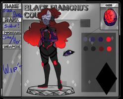 [BD] Black Opal by Plantmatsu