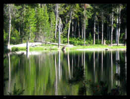 Mumbo Lake by thebigtimber