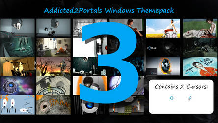 Addicted2portals Windows Themepack 3