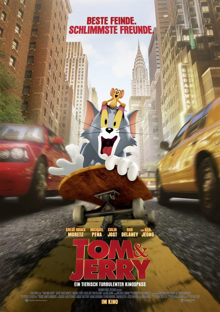 Tom et Jerry Streaming VF Film Gratuit Complet