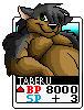 Taberu CFC Sprite Card by keikittora