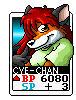 CFC Cye-chan by keikittora