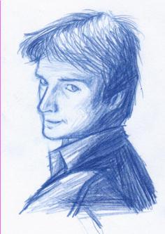 Mal Sketch by keikittora