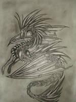 Dragon by Shah-Rock