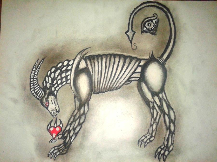 dog warrior by shahmgh