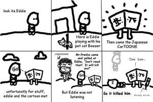 Eddie number 1