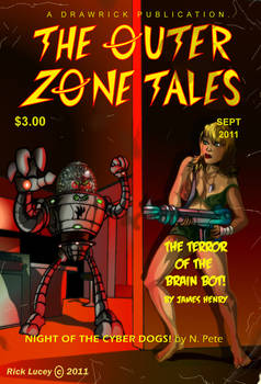 OUTER ZONE TALES001