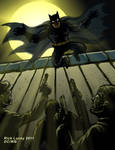 Dark Of Knight