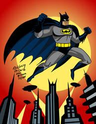 Happy Twenty Year Anniversary BATMAN THE ANIMATED