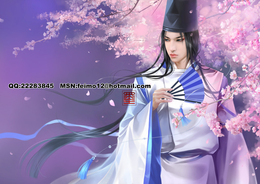 YIN YANG SHI by feimo