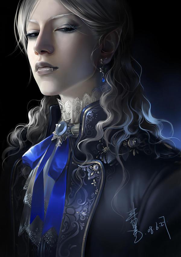 Vampire by feimo